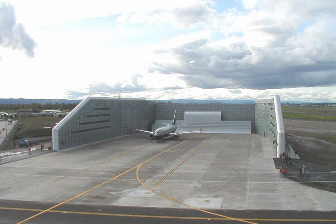 Portland Engine Testing Facility