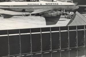 Melbourne Tullamarine Jet Blast Barrier
