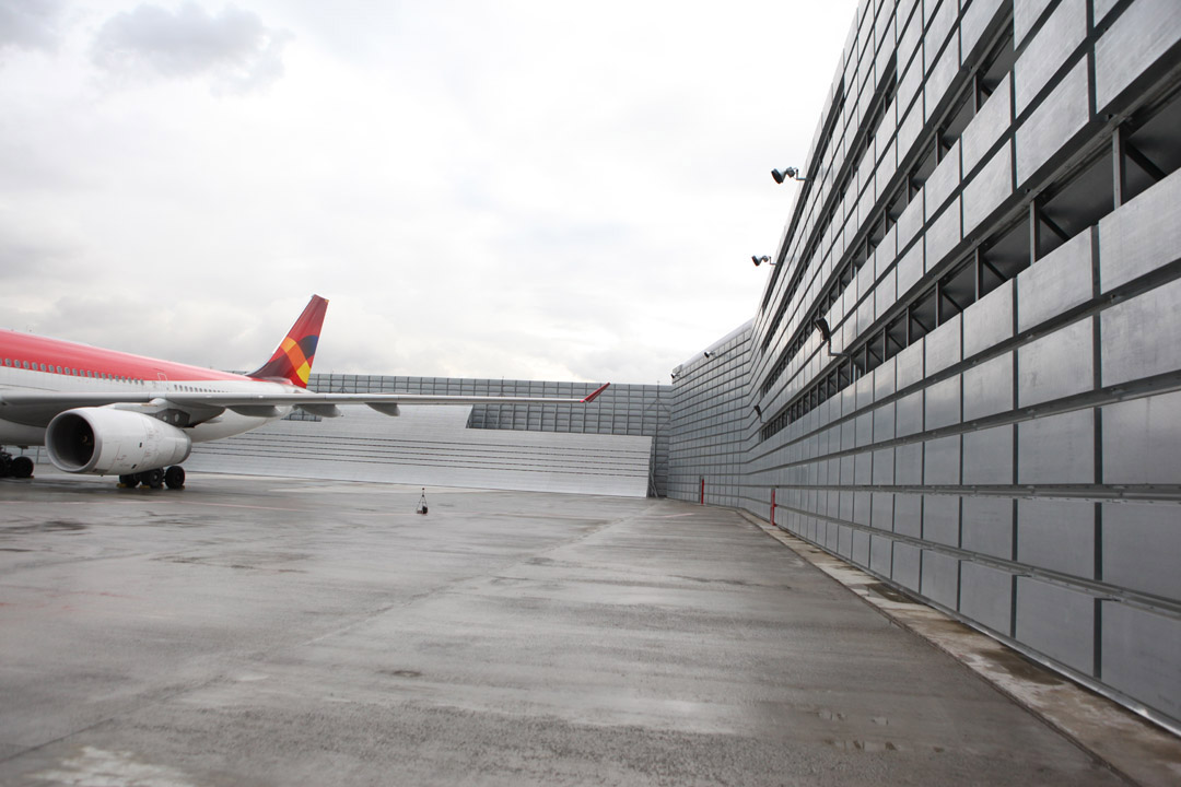 Bogota Ground Run-up Facility