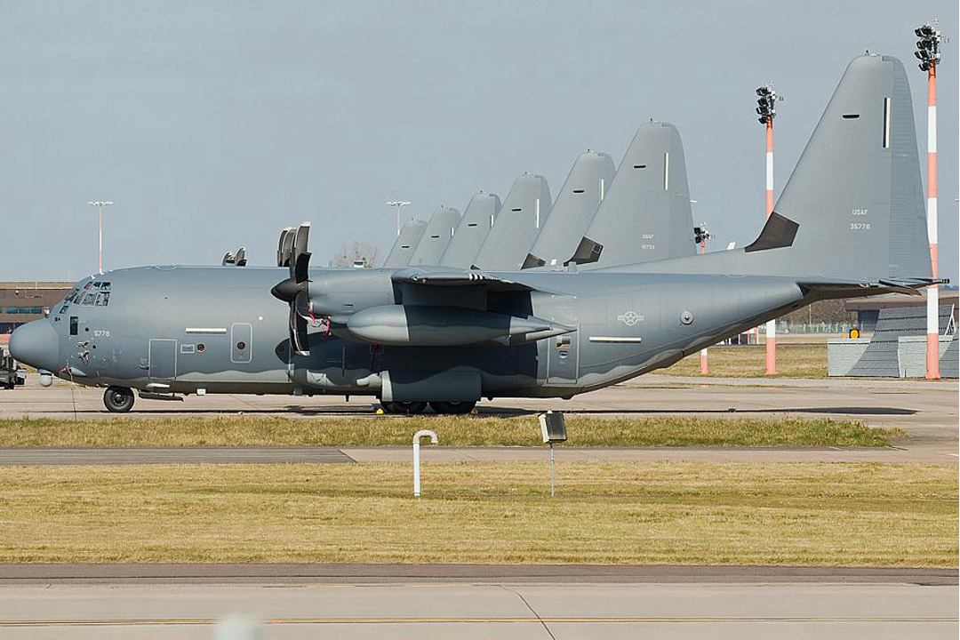 Lakenheath Jet Blast Fence