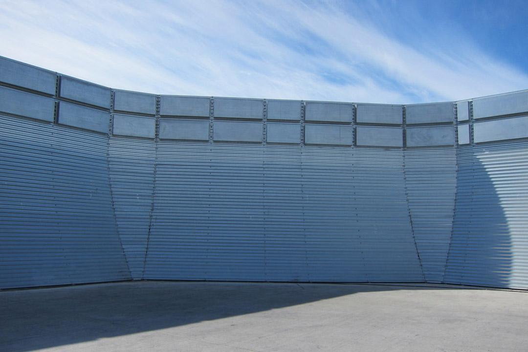 San Diego Jet Blast Noise Wall