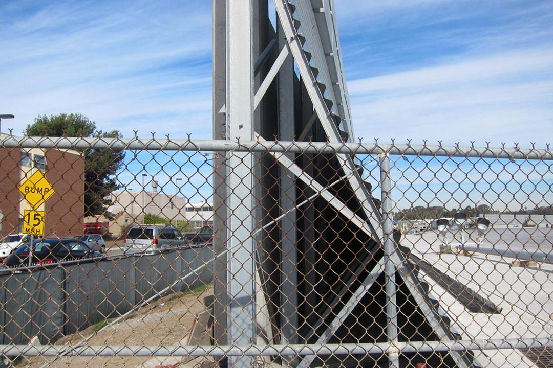 San Diego Jet Blast Noise Fence