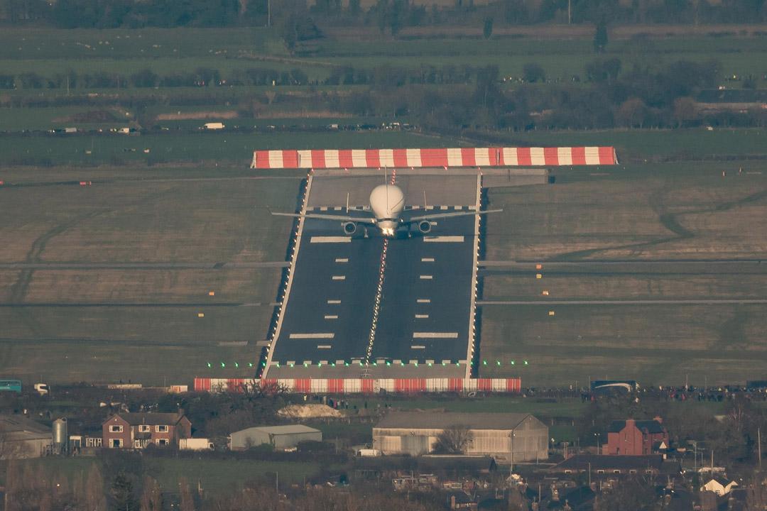 Airbus Runway Jet Blast Deflector