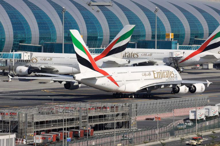 Dubai Jet Blast Wall
