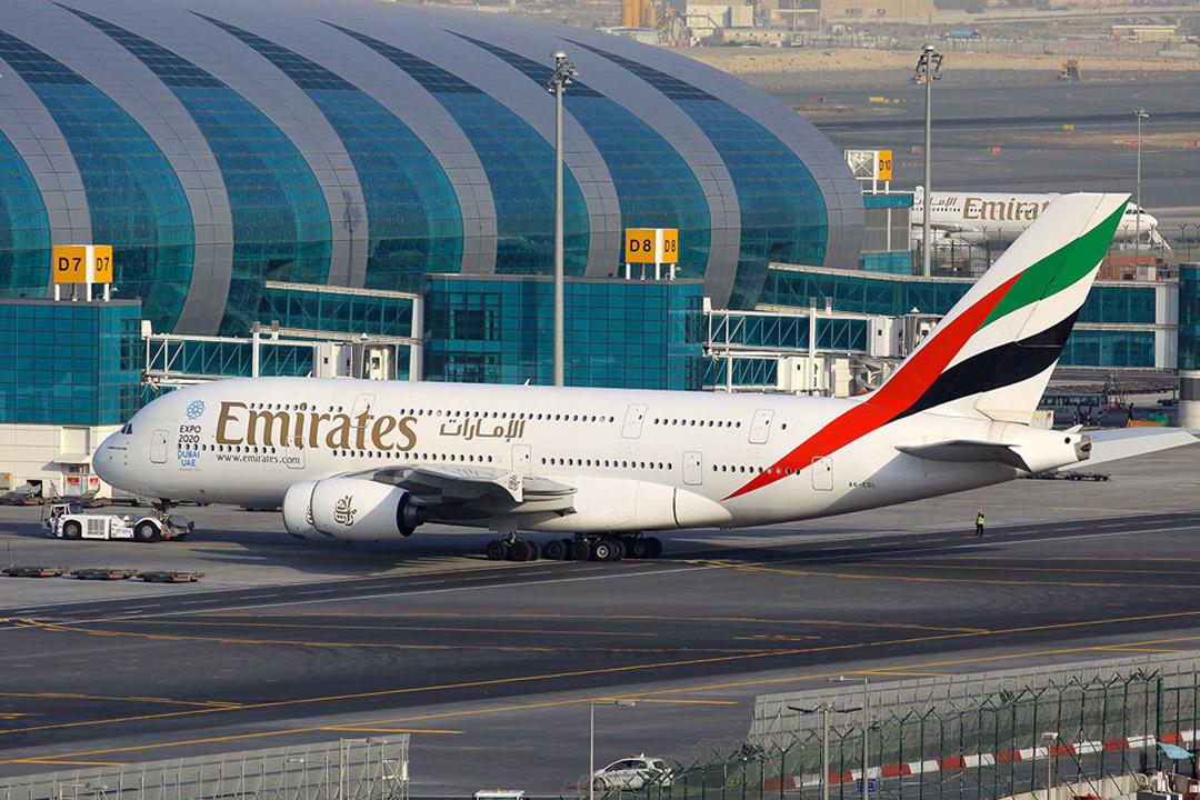 Dubai Jet Blast Fence