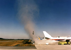 Jet Blast Deflector