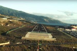 La Palma Jet Blast Fence