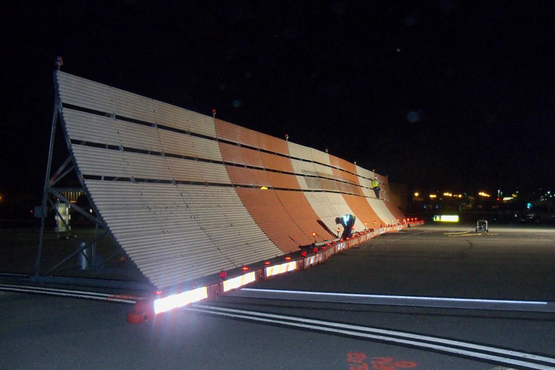 Van Nuys Runway JBD