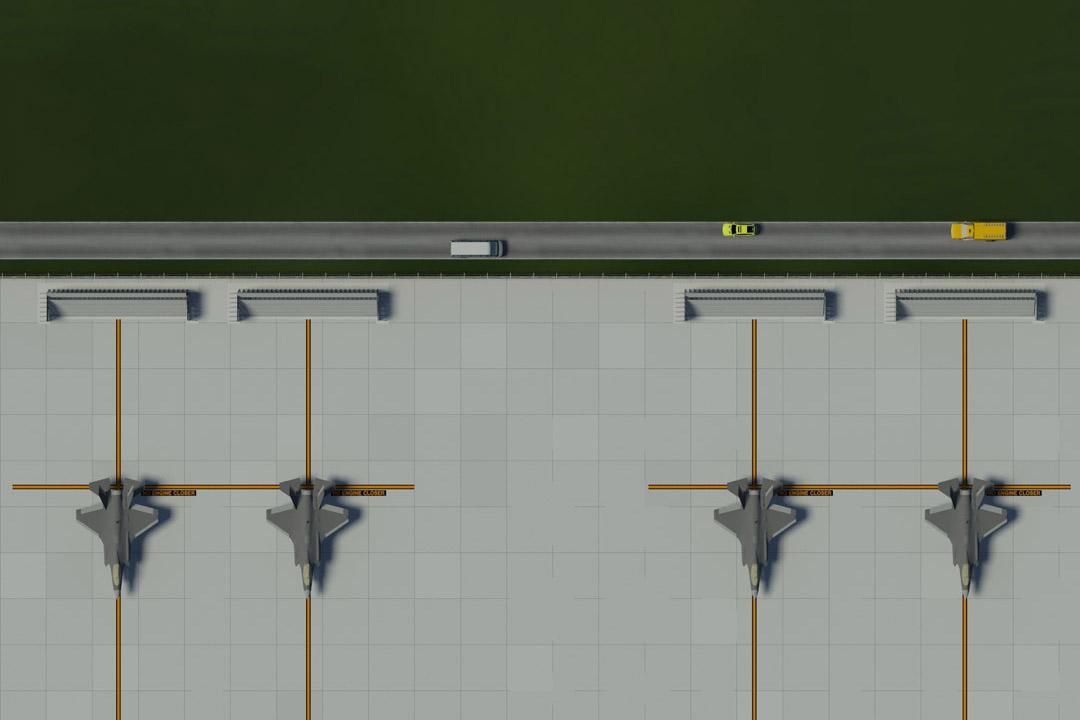Cameri LMA Jet Wake Barrier