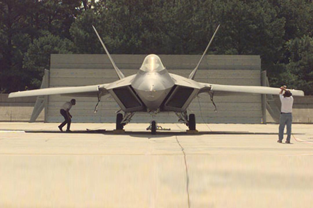 LMA F22 Jet Blast Deflector