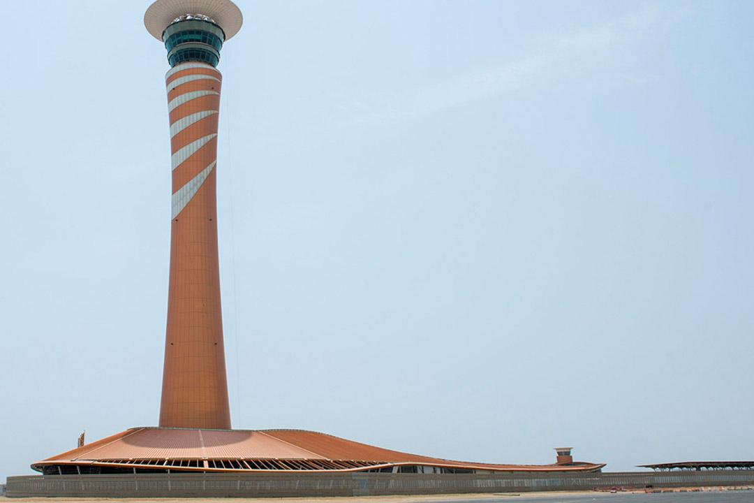 Jeddah Jet Blast Fence