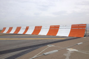 Temporary Runway JBD