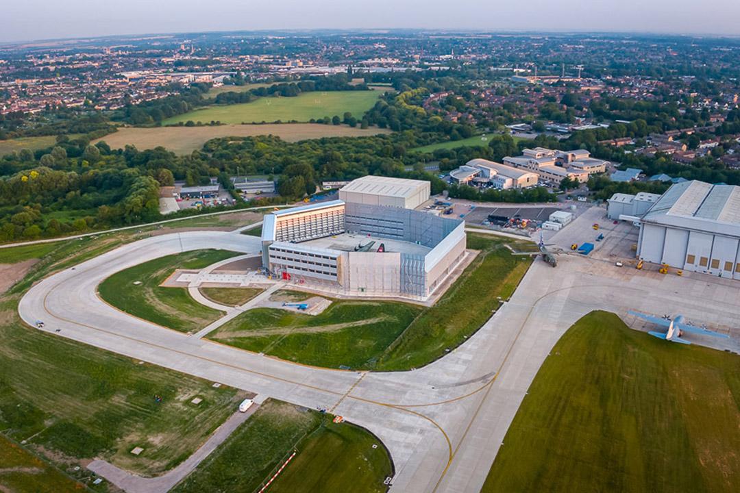 Cambridge Ground Running Enclosure