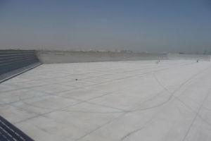 Doha U19 Jet Blast Fence