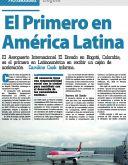 Bogota GRE Article, Spanish
