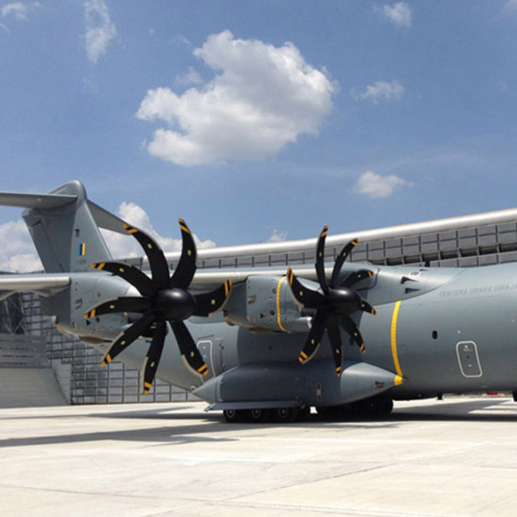 Airbus A400-M Hush House