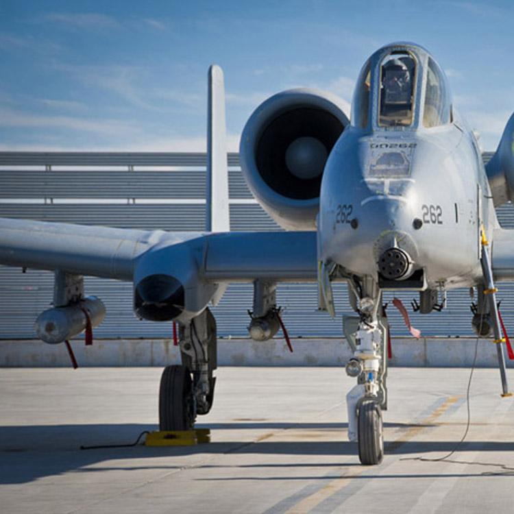 A-10 Jet Blast Deflector
