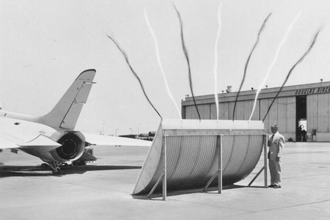 Sugundo Jet Blast Fence